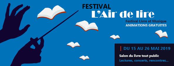 Festival l'Air de Lire